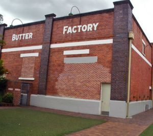 Kingston Butter Factory
