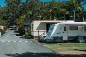 Long Term Caravan Site