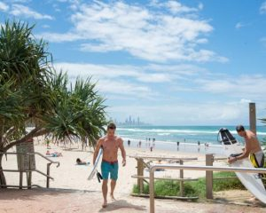 Broadbeach Beach