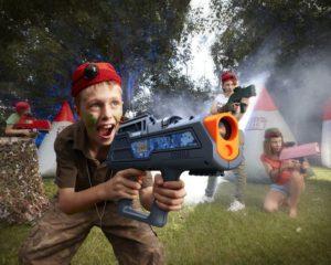 Laser Skirmish