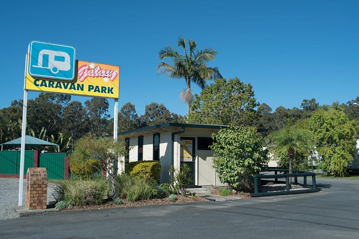 Home - Galaxy Caravan Park